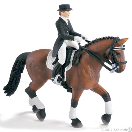 SC40187 Schleich Dressage Riding Set