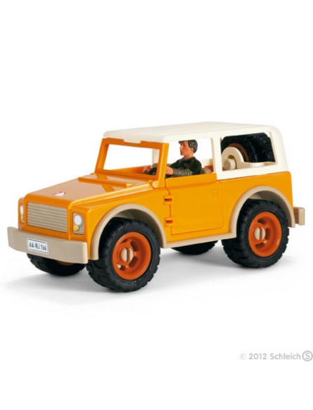 SC42025 Schleich 4x4 Vehicle with Driver