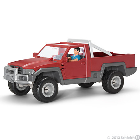 SC42090 Schleich Pick-Up With Driver