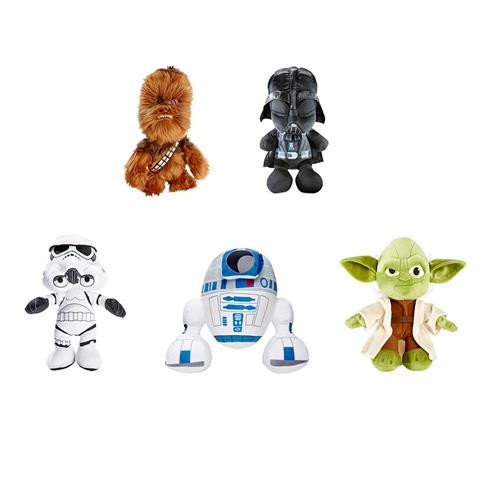 Star-Wars-10inch-Plush-(Asst)