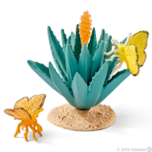 Schleich - Butterfly Set