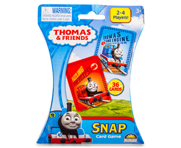 Thomas & Friends Snap Card Game