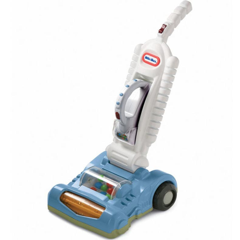 621598 Little Tikes Roll n Pop Vac