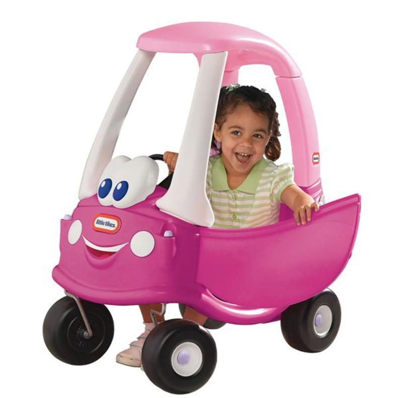Little-Tikes-Princess-Cozy-Coupe-Magenta