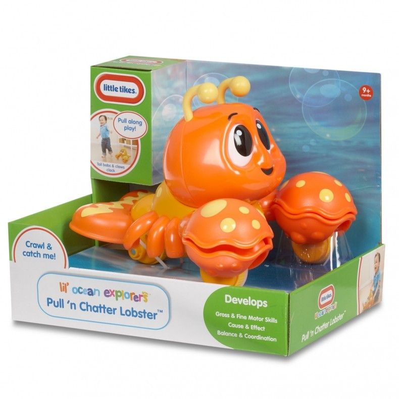 Little-Tikes-Lil-Steps-Pull-N-Chatter-Lobster