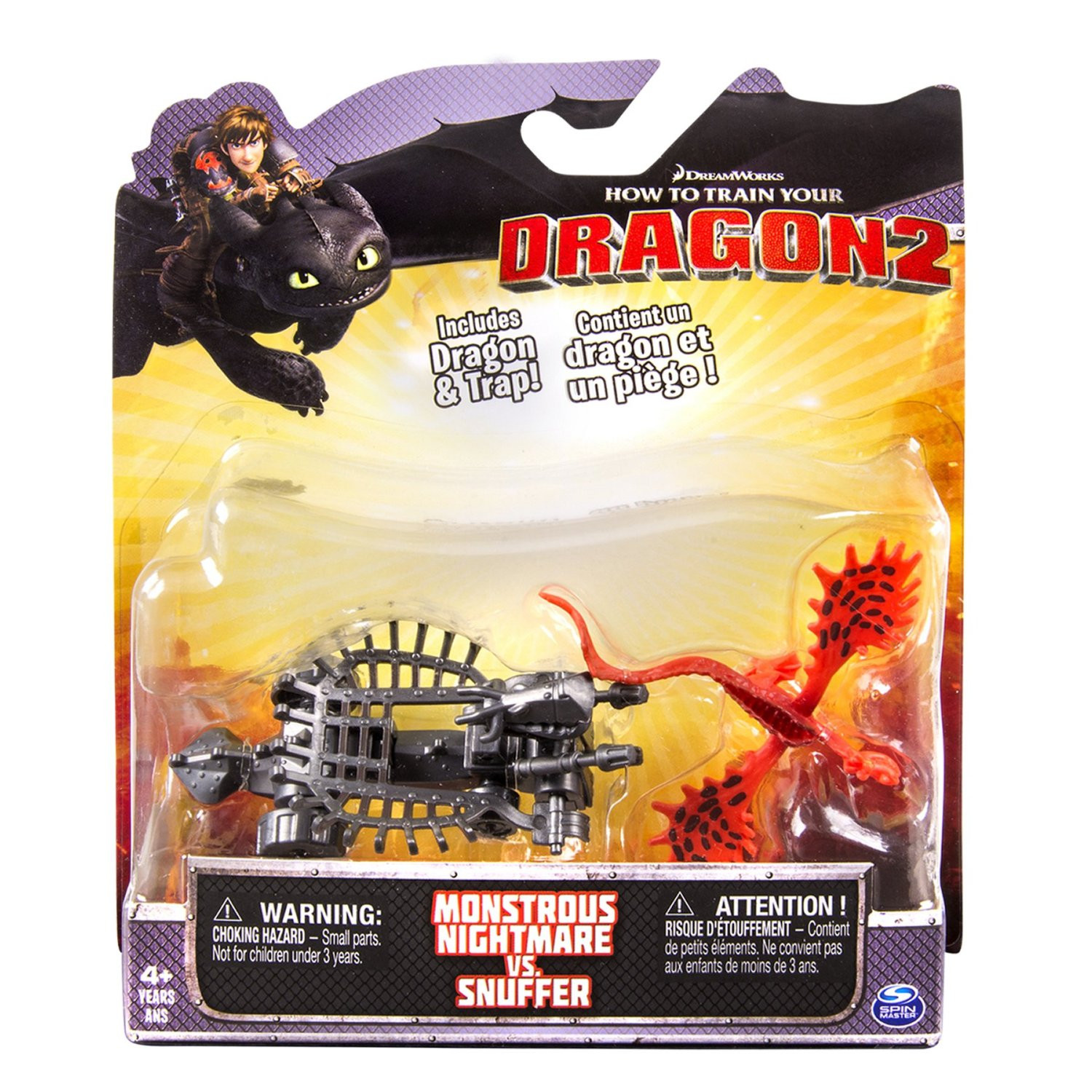 How to Train Your Dragon Defenders Battle Pack Assortment