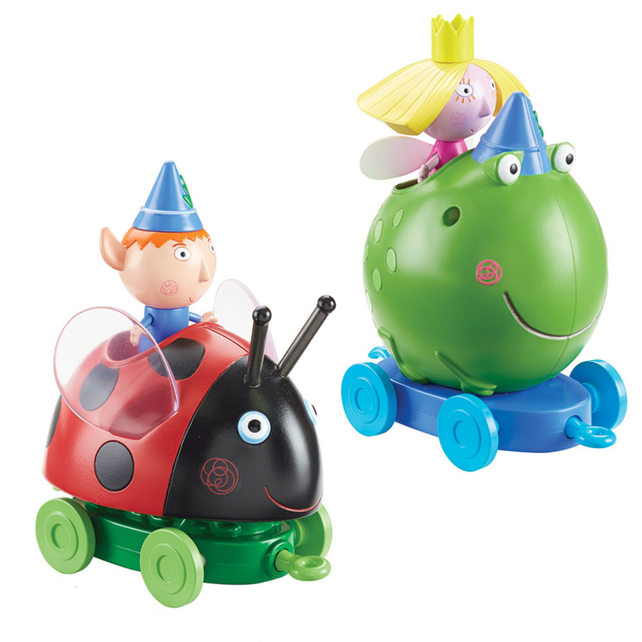 Ben-&-Holly-Push-Along-Vehicles