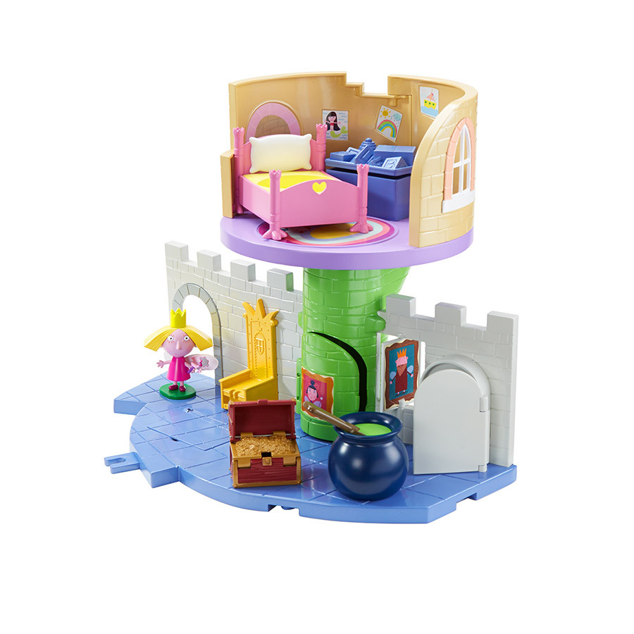 Ben-&-Holly-Deluxe-Castle-Playset
