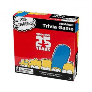 Simpsons-25yr-Trivia-Game