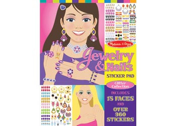 M&D - Jewelry & Nails Glitter Collection