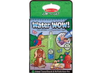 M&D - On The Go - Water WOW! - Animals