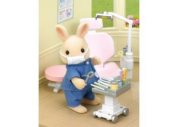 Sylvanian Families Country Dentist Set