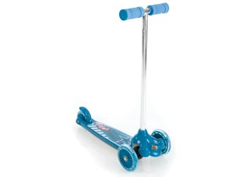 Eurotrike Twist & Roll Tri Scooter Blue