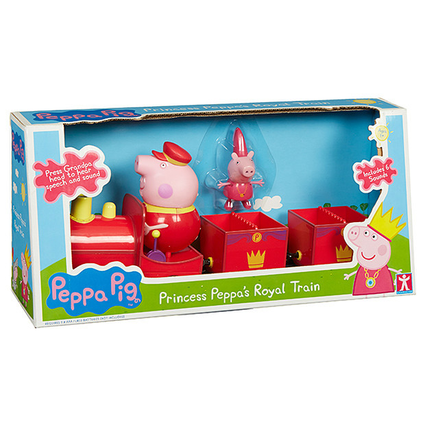 Peppa-Princess-Royal-Train