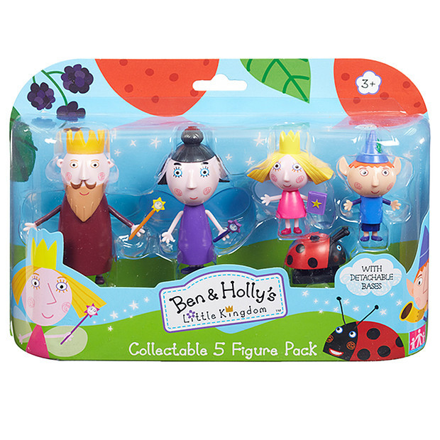 Ben-&-Holly-5-Figure-Pack