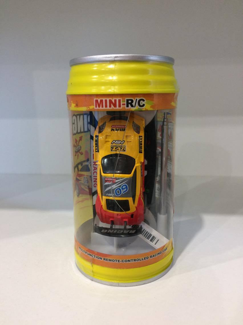 RC Mini Car in Can