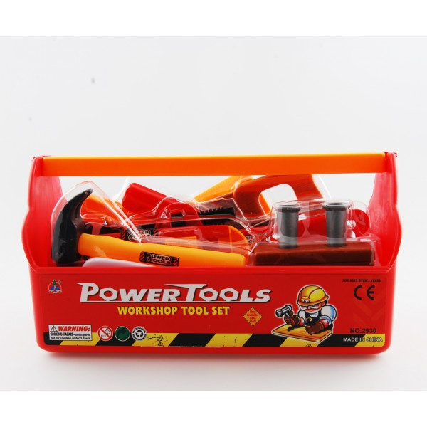 Power Tools in Carry Box