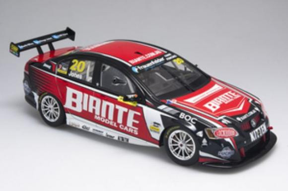 Biante 1:18 Holden VEII Commodore Biante Racing Special Edition V8 Supercar 2013