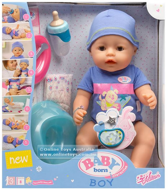 Baby-Born-Interactive-Boy