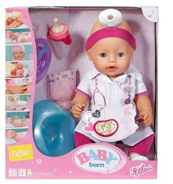 Baby-born-doctor-doll