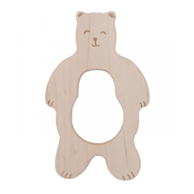 Wooden-Story-Soother-Smiley-Bear