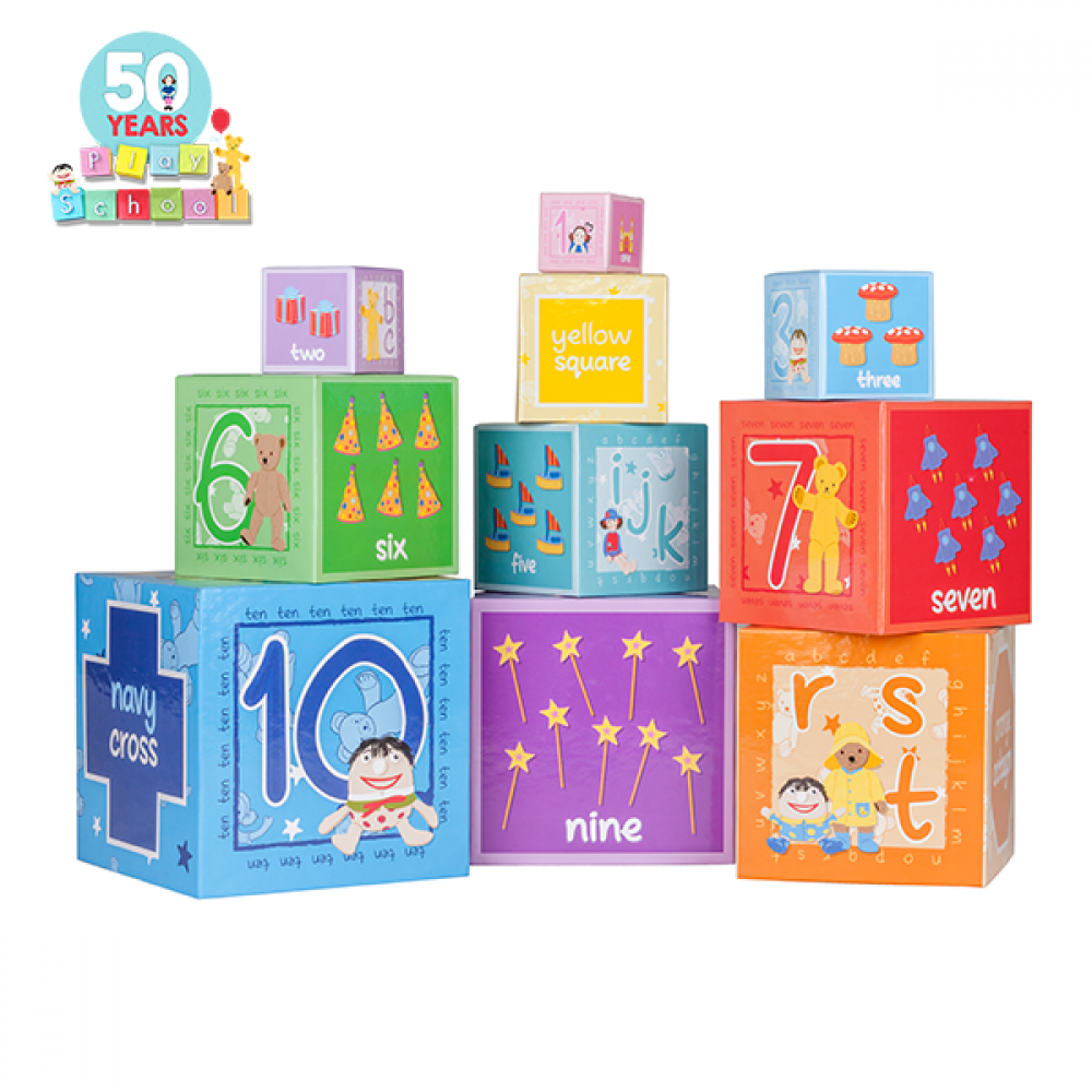 Blocks Play School