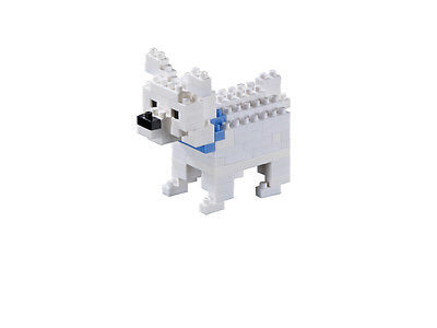 Brixies - Dog 88 pieces