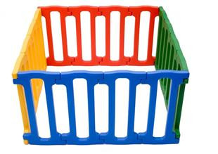 Jolly Kidz Magic Panel Playpen