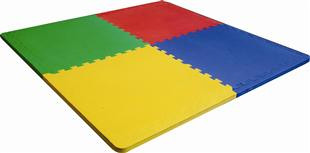 Jolly Kidz EVA Safety Play Mat