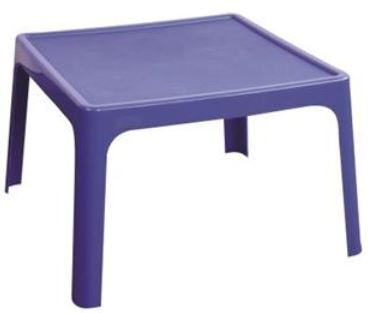 Jolly Kidz Resin Table - Blue