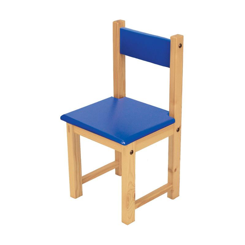 Jolly Kidz Brightway Chair - Blue