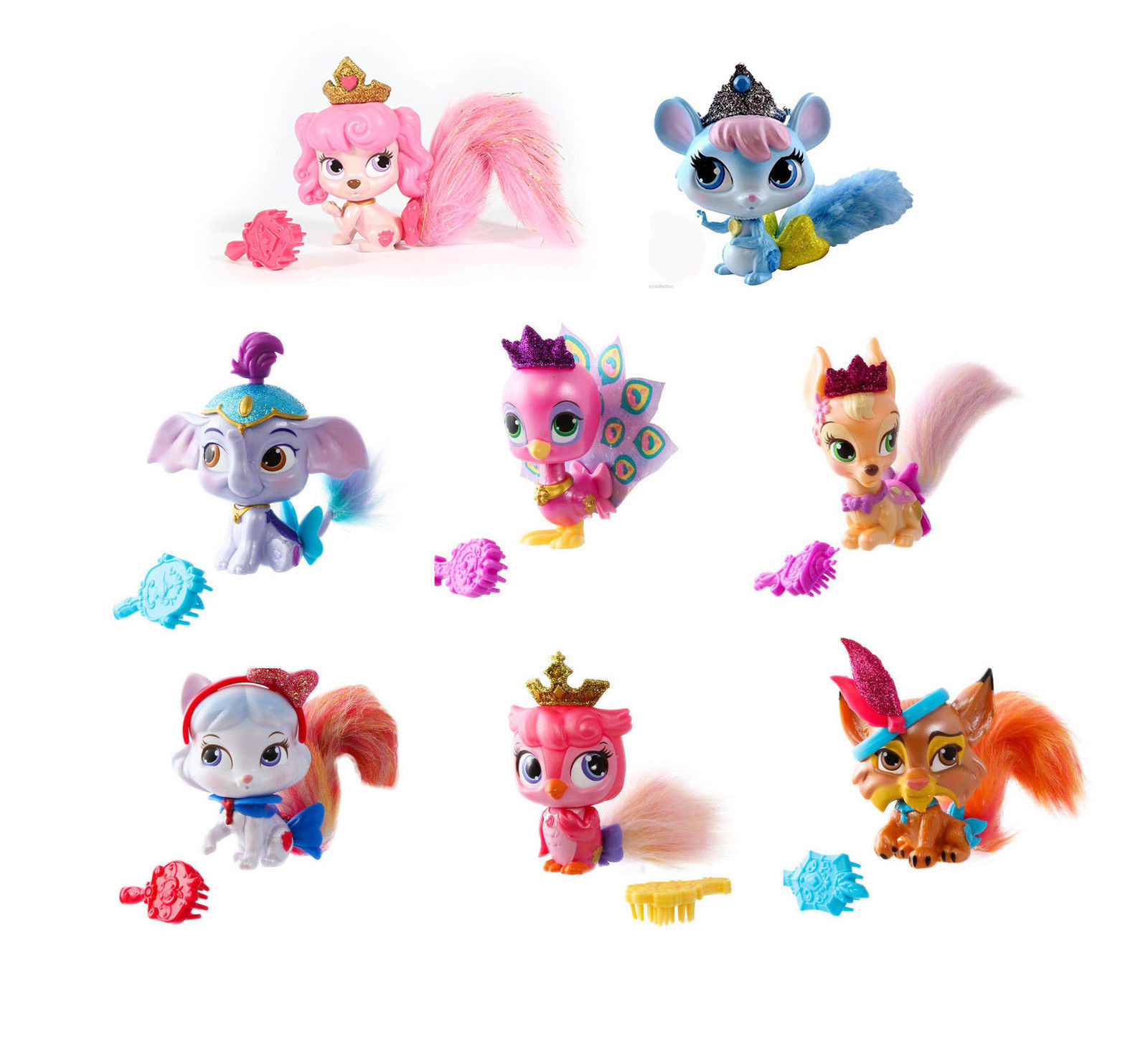 Disney Princess Palace Pets Furry Tail Friends (Assorted)
