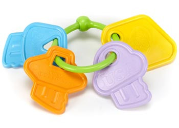 Green-Toys-First-Keys