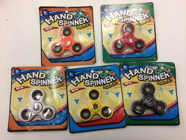 Fidget Hand Spinner (Assorted)