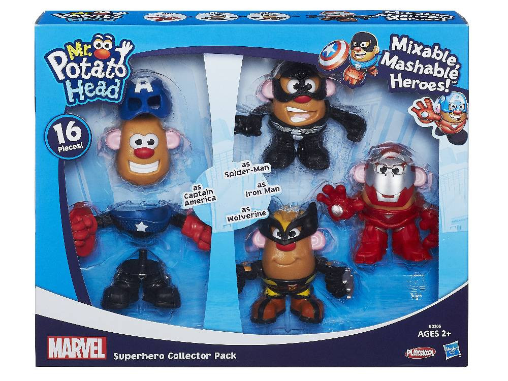 Mr-Potato-Superhero-Pack