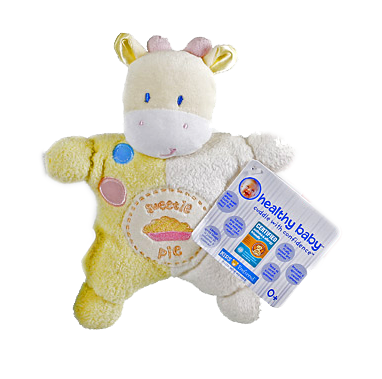 Cuddly with Rattle Assortment
