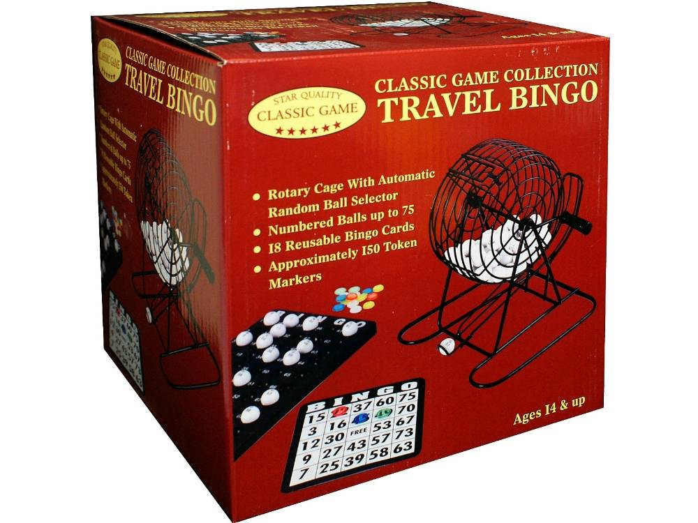 Bingo-Set-6-Inch-Wire-Cage
