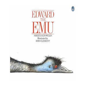 Edward The Emu Paperback