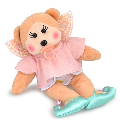 Beanie Kids Bella the Baby Fairy Bear