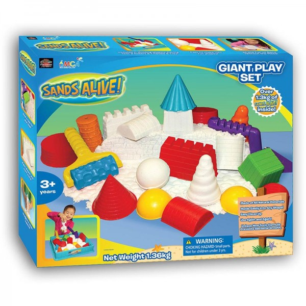 Sands Alive Giant Playset