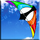 Windspeed Mad Dog Dual Control Kite - 1370mm Wingspan