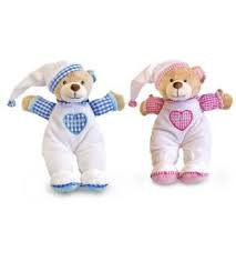 Korimco Goodnight Bears 15cm