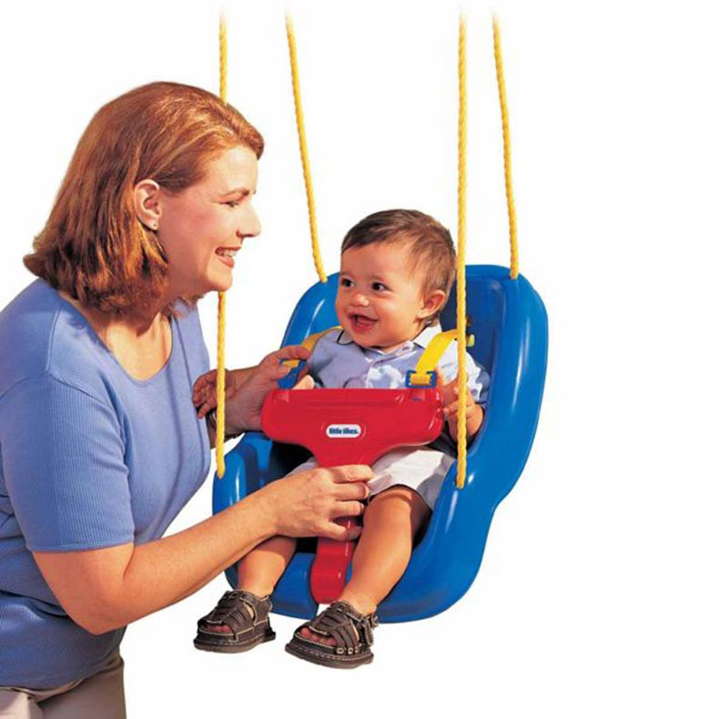 Little Tikes 2 in 1 Snug N Secure Swing
