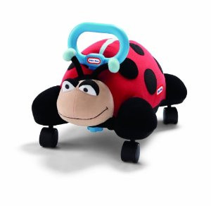 Little Tikes Pillow Racers- Ladybug