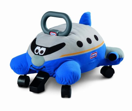 Little Tikes Pillow Racers- Plane