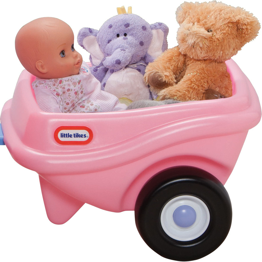 Little Tikes Princess Cozy Trailer Pink