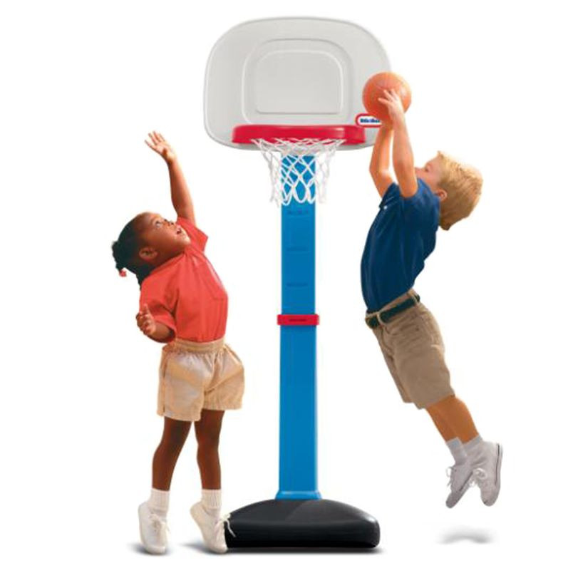 Little Tikes Tots Sports Easy Score Basketball Set