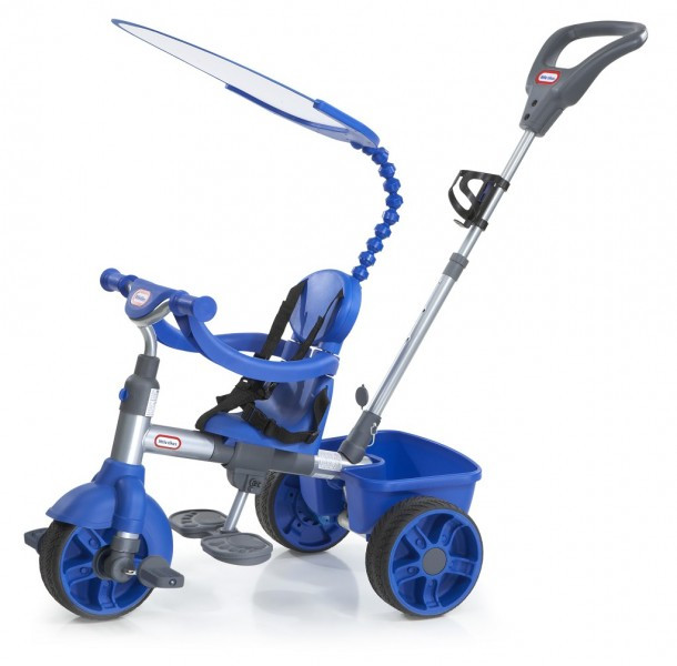 Little Tikes Trike 4 in 1 Basic Edition Blue