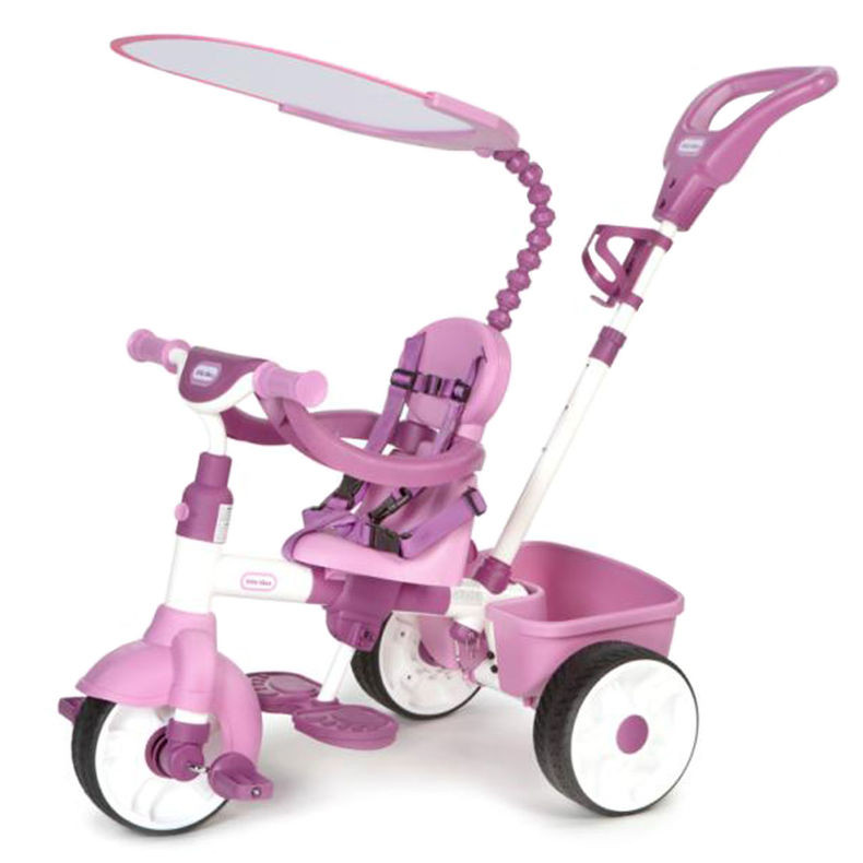 Little Tikes Trike 4 in 1 Basic Edition Pink