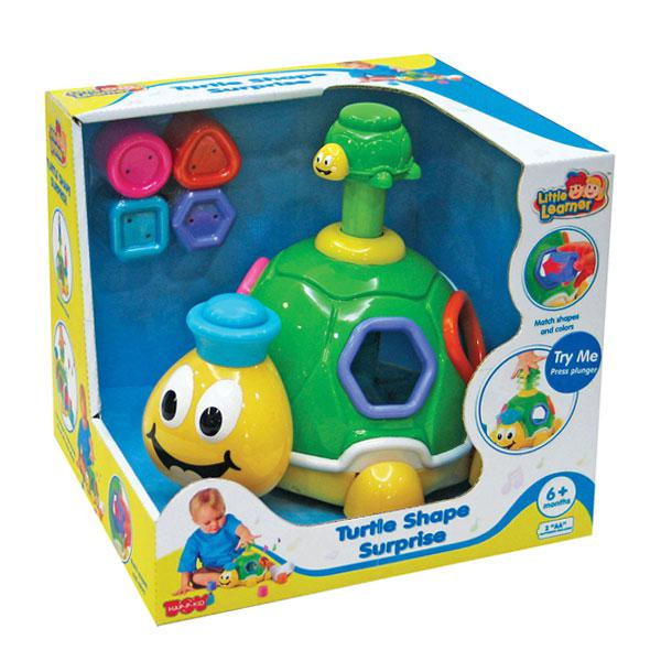 Little Tikes Turtle Shape Surprise with Electronics